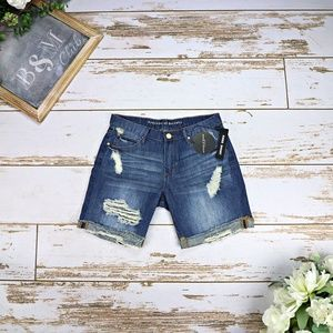 Articles of Society Women's Cut Off Jeans